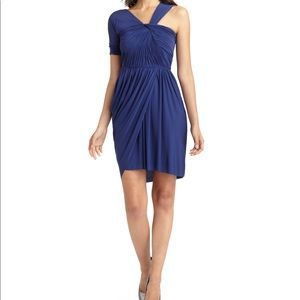 BCBGMaxAzria Christina Asymmetrical Dress NWT